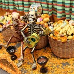 Day of the Dead Calacas