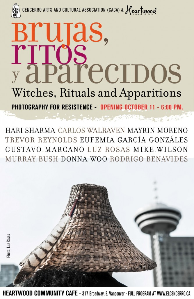 Brujas, Ritos, y Aparecidos