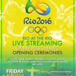 Rio at Rio