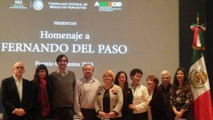 Fernando del Paso tribute
